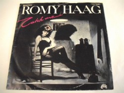 Romy HAAG - Catch Me  - Creasy People