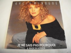 Kylie MINOGUE - Je Ne Sais Pas Pourquoi / Made In Heaven