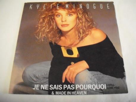 Kylie MINOGUE - Je Ne Sais Pas Pourquoi / Made In Heaven