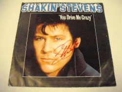 Shakin' STEVENS - You Drive Me Crazy / Baby You're A Child