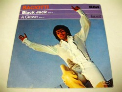 BACIOTTI - Black Jack / A Clown