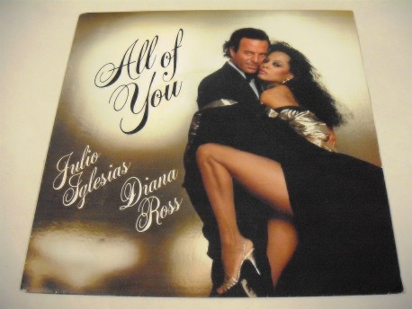 Julio IGLESIAS & Diana ROSS - All Of You / The Last Time