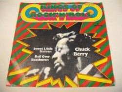 Chuck BERRY - Sweet Little Sixteen / Roll Over Beethoven