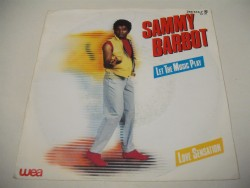 Sammy BARBOT - Let The  Music Play / Love Sensation