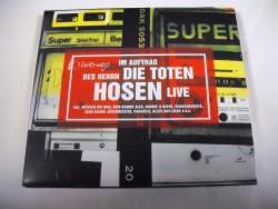 DIE TOTEN HOSEN - Im Auftrag Des Herrn...Live  (Digipack)