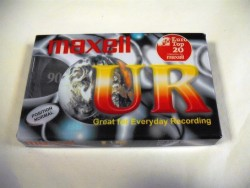 MAXELL - ur 90 , Normal Position