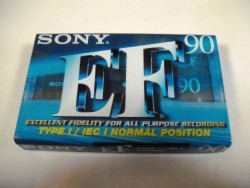 SONY - EF 90 Normal Position