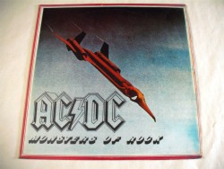 AC/DC  ‎–  Monsters Of Rock 2 LP