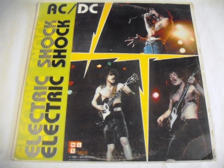 AC/DC - Electric Shock 2 LP