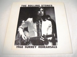 THE ROLLING STONES - 1968 Surrey Rehearsals