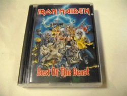 IRON MAIDEN ‎– Best Of The Beast (Minidisc)