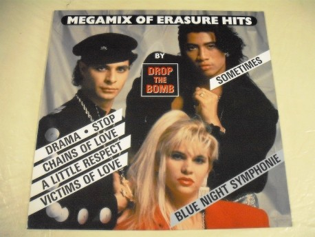 Drop The Bomb - Megamix Of Erasure Hits / Blue Night Symphony