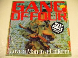 Gang Of Four - I Love A Man In A Uniform / The World At Fault