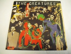 THE CREATURES - Right Now / Weathercade