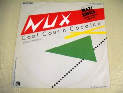 NUX - Cool Cousin Cocaine (utch. / Engl. Version)