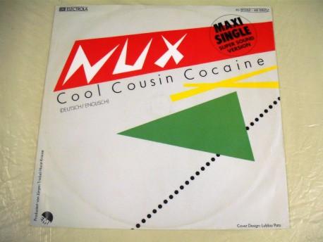 NUX - Cool Cousin Cocaine (utch. / Engl. Version)