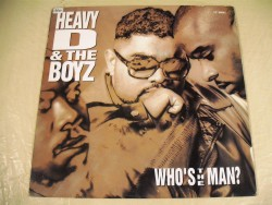 Heavy D. & The Boyz - Who's The Man? (3 Version)