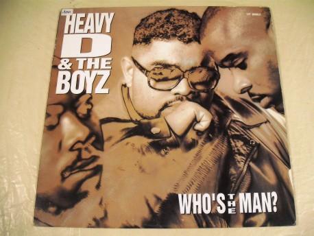 Heavy D. & The Boyz - Who's The Man? (3 Version)