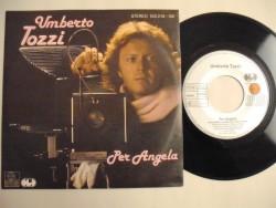 TOZZI Umberto - Per Angela/Marea