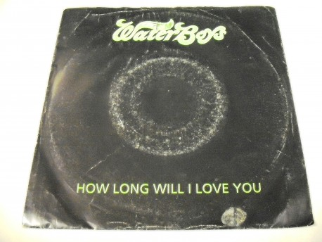 THE WATERBOYS - How Long Will I Love You / Come Live With Me