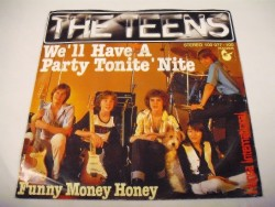 THE TWEENS - We'll Have A Party Tonite' Nite / Funy Money Honey