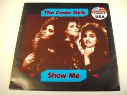 THE COVER GIRLS - Show Me / Drumapella