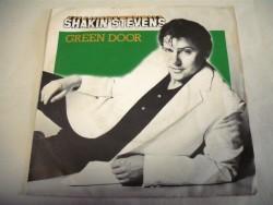 SHAKIN' STEVENS - Green Door / Don't Turn Your Back