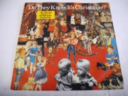 BAND AID - Do They Know It's Christmas ? / Feed The World